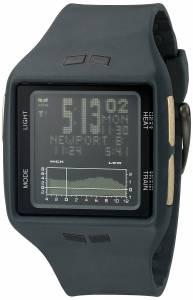 [ベスタル]Vestal 腕時計 Brig Digital Display Quartz Grey Watch BRGOLD03 ユニセックス