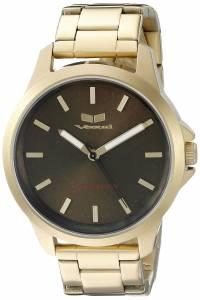 [ベスタル]Vestal 腕時計 Heirloom Analog Display Quartz Gold Watch HEI3M12 ユニセックス