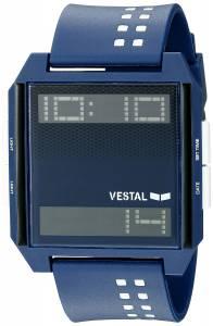 [ベスタル]Vestal  Digichord Digital Display Quartz Blue Watch DIG038 ユニセックス