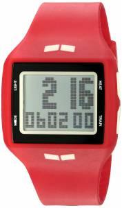 [ベスタル]Vestal 腕時計 Helm Digital Display Quartz Red Watch HLMDP25 ユニセックス