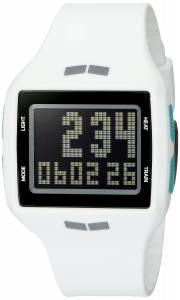 [ベスタル]Vestal 腕時計 Helm Digital Display Quartz White Watch HLMDP26 ユニセックス