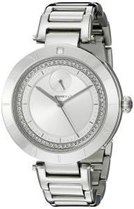 [ベスタル]Vestal 腕時計 The Rose Analog Display Quartz Silver Watch RSE3M001 レディース
