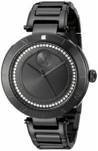 [ベスタル]Vestal 腕時計 The Rose Analog Display Quartz Black Watch RSE3M003 レディース