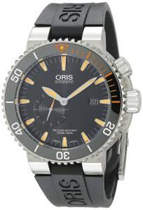 [オリス]Oris 腕時計 Analog Display Swiss Automatic Black Watch 74377097184RS メンズ