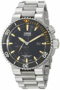 [オリス]Oris 腕時計 Analog Display Swiss Automatic Silver Watch 74377097184MB メンズ
