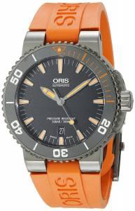 [オリス]Oris 腕時計 Analog Display Swiss Automatic Orange Watch 73376534259RS2 メンズ