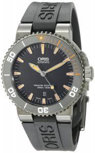 [オリス]Oris 腕時計 Analog Display Swiss Automatic Black Watch 73376534259RS1 メンズ