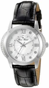 [ルシアン ピカール]Lucien Piccard  Dalida Analog Display Quartz Black Watch LP-40001-02S