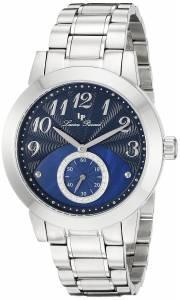 [ルシアン ピカール]Lucien Piccard  Garda Analog Display Quartz Silver Watch LP-40002-33