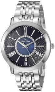 [ルシアン ピカール]Lucien Piccard  Sofia Analog Display Quartz Silver Watch LP-40004-33