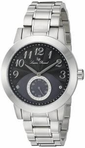 [ルシアン ピカール]Lucien Piccard  Garda Analog Display Quartz Silver Watch LP-40002-11