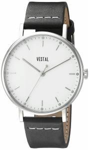 [ベスタル]Vestal  The Sophisticate Analog Display Quartz Black Watch SPH3L01 ユニセックス