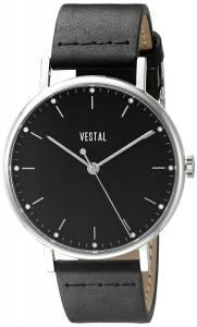 [ベスタル]Vestal  The Sophisticate Analog Display Quartz Black Watch SPH3L04 ユニセックス