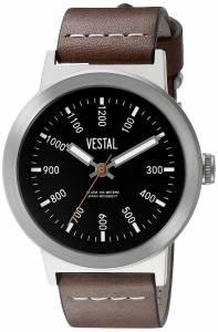 [ベスタル]Vestal  The Retrofocus Analog Display Quartz Brown Watch SLR3L001 ユニセックス