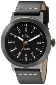 [ベスタル]Vestal  The Retrofocus Analog Display Quartz Black Watch SLR3L003 ユニセックス