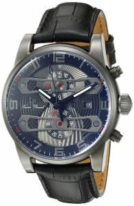 [ルシアン ピカール]Lucien Piccard Bosporus Analog Display Quartz Black Watch LP-40045-GM-01