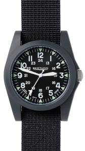 [ベルトゥッチ]bertucci  A3P Sportsman Vintage Field Nylon Analog Quartz Watch 13350 メンズ
